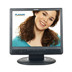 Planar 15  PL1500M LCD Monitor with Speakers, Blac