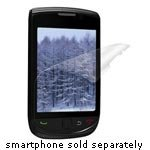 Natural View Screen Protector for Blackberry Torch