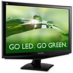 19  VA1948M-LED Widescreen Monitor, Black
