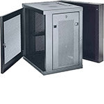 SmartRack 10U Wall Mount Rack Enclosure Cabinet SR