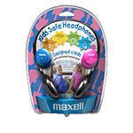 Maxell Kids Safe Headphones with Volume Protection