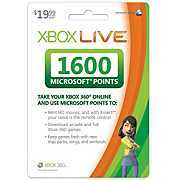 ?? 56P00267 Points Card For Xbox 360